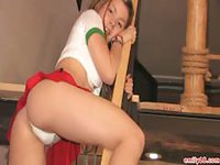Cute all natural amateur girl modeling