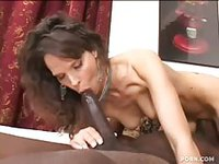 Sexy amateur wife fucked by BBC