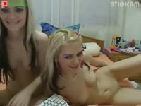 While on live cam each week these twin sisters engage in oral sex and cunt pleasuring with toys