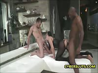 Gangbang Party POV
