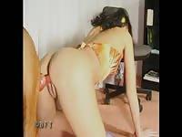 Euro video alone with my horny dog zoo porn dogporn xxx dog dog fucks girl