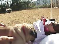 Momona saki ren sakukawa karma krfv 001 jav bestiality jav zoo porn