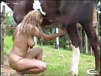 Patricia horse 3 part 6 - C700 Zoophilia