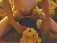 Boy Ramming Bear Plush Gay Beast Com - Bestiality Boy